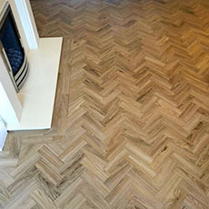 Commercial and Domestic Parquet Flooring