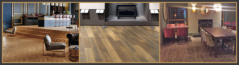 Commercial and Domestic Flooring